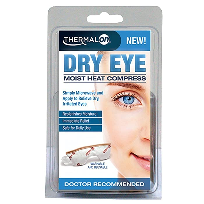 Thermalon Dry Eye Moist Heat Compress 1 ea (5 pack)