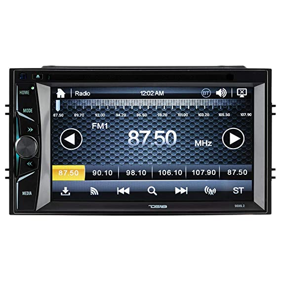 DS18 Double-Din DDX6AD Multimedia DVD Player - 6 2