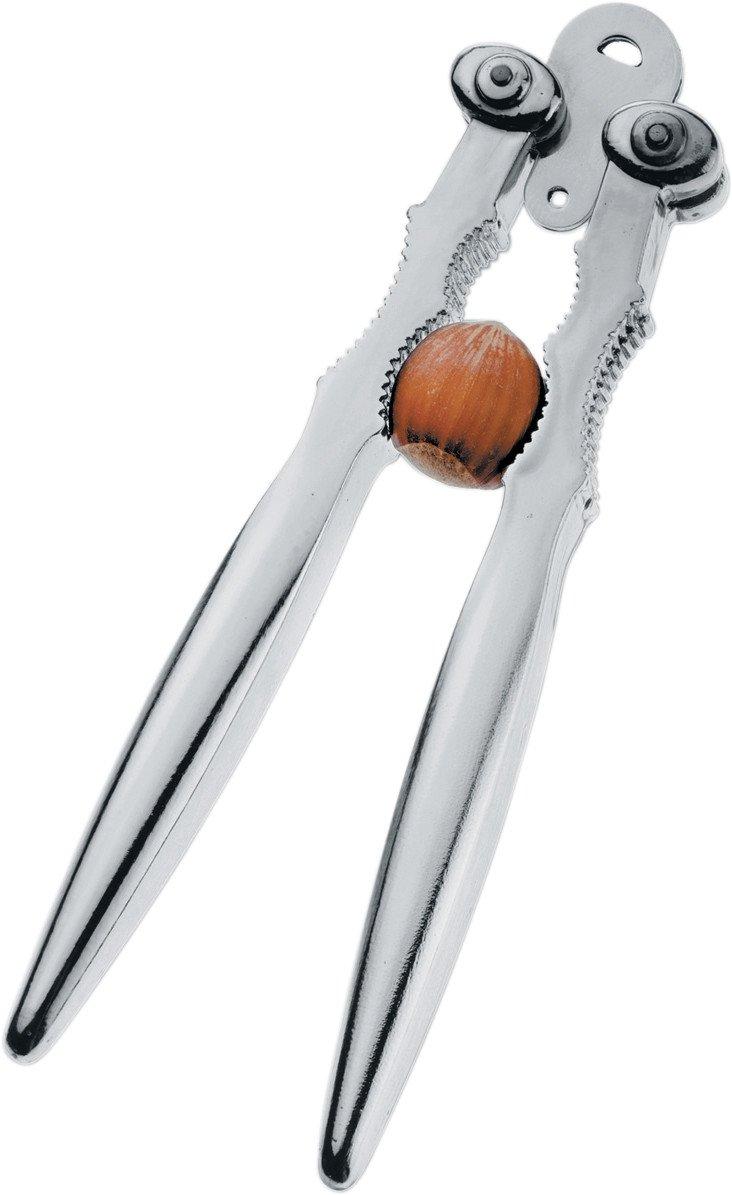 Alessi AM26 Crack - Cascanueces de acero pulido (18 cm)