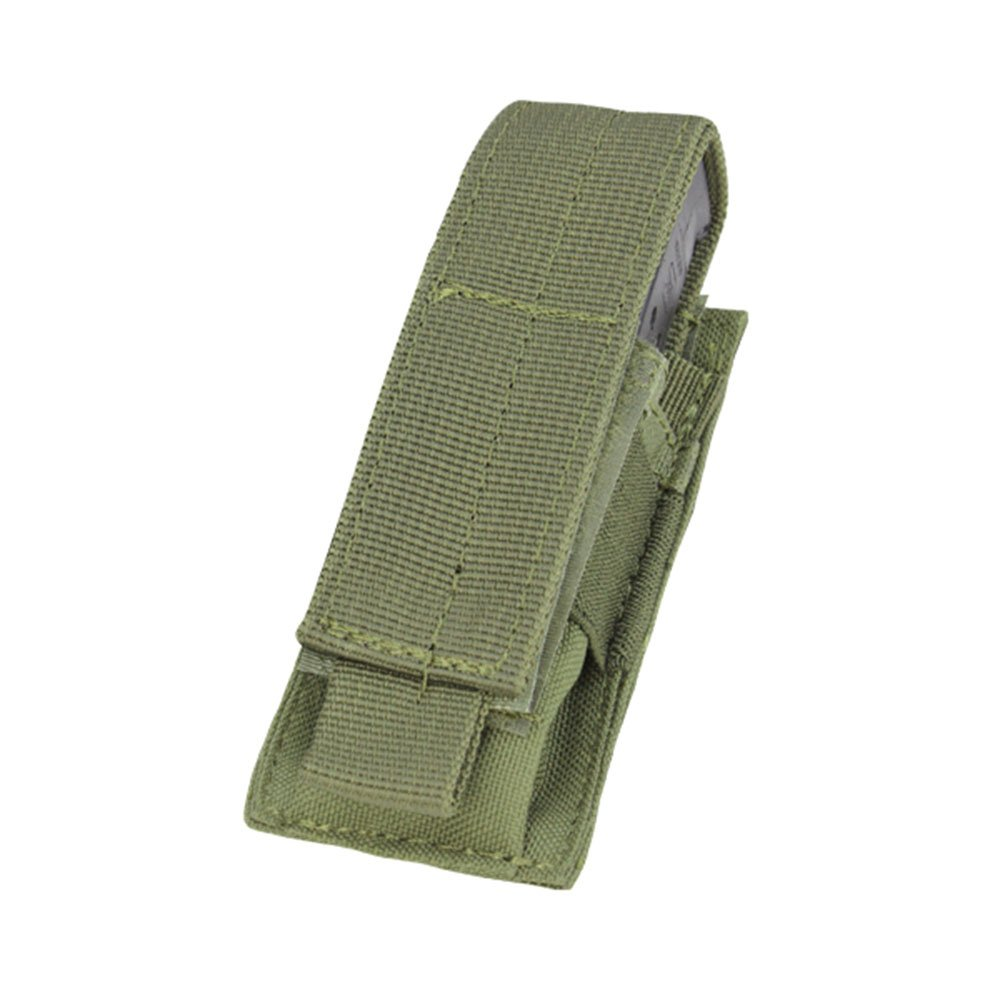 Viper Tactical Double Pistol Mag Pouch MOLLE Airsoft Military Modular Magazine