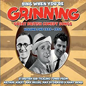 Vol. 1-Great British Comedy Songs 1926-56