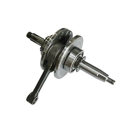 Amazon com: JRL Crankshaft & Connecting Rod Fit Lifan 125