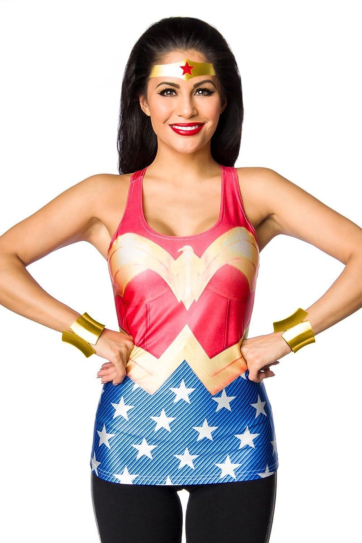 Strong Wonder Woman Top