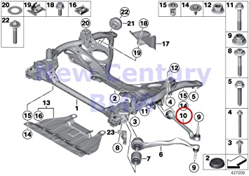 Amazon Com Bmw Genuine Front Axle Support Wishbone Tension Strut Left Wishbone 228i 228i 228ix 320i 328d 328i 335i Hybrid 3 320i 328d 328i 330e 340i 328i 428i 435i 428i 435i 328i 428i 435i