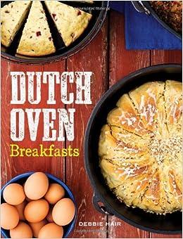 Book Dutch Oven Breakfasts