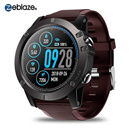 Zeblaze VIBE 3 PRO Sports Tracker Android IOS Bluetooth Smartwatch ...