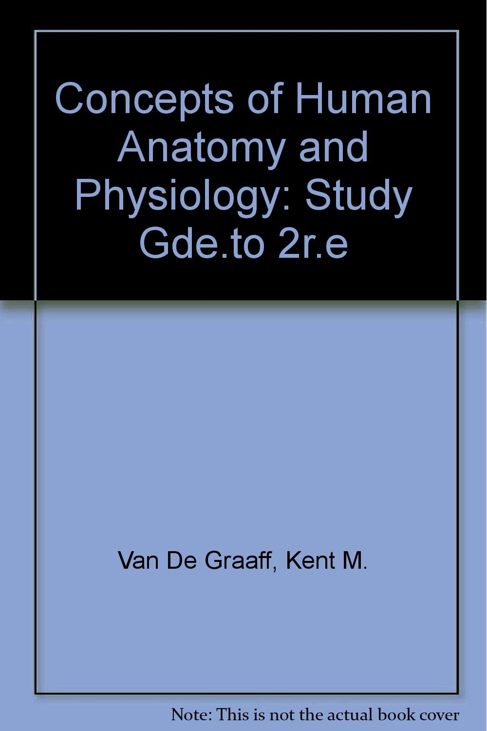 Student Study Guide For Concepts Of Human Anatomy And Physiology