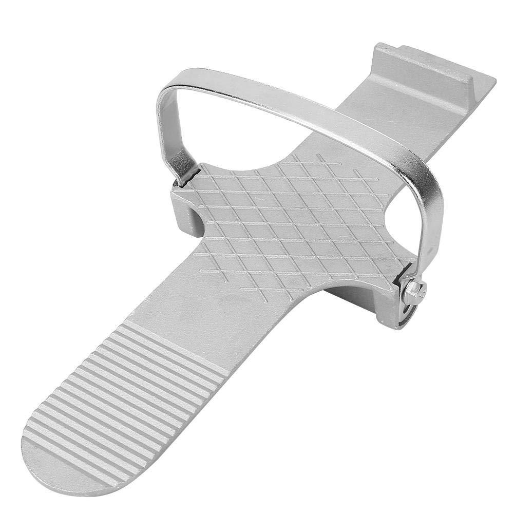 Board Lifter Foot Alloy Board Lifter Door Lifter Carrier Foot Drywall Plaster Sheet Tool Panel Lifter Plate Lifting Accessories