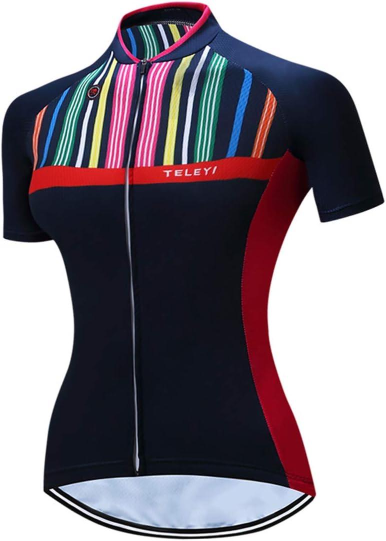 Shenshan Bike Jersey MTB T-Shirts Women Cycling Jersey Racing Top Bike Clothing