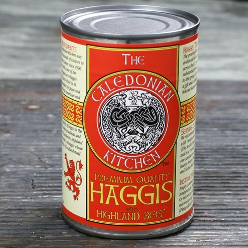 - Highland Beef Haggis (14.5 ounce) by Caledonian Kitchen