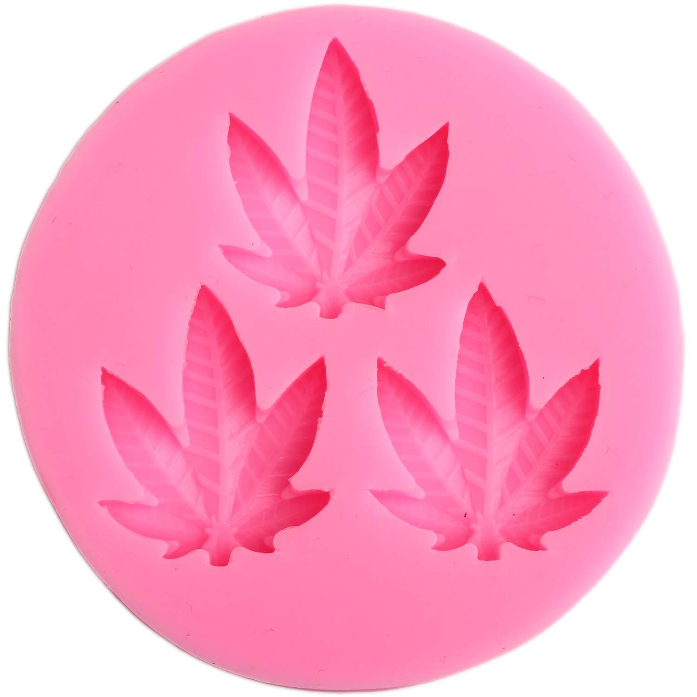 Amazon.com: Mujiang - Moldes de silicona para hacer galletas ...