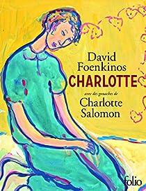 Charlotte par Foenkinos