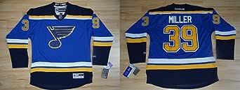 Reebok NHL ijshockey shirt St. Louis Blues Ryan Miller # 30 Jersey Premier