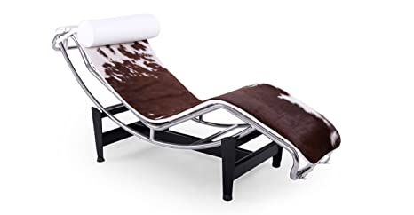 Amazon.com: kardiel Le Corbusier style LC4 chaise longue ...