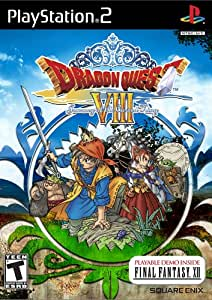 Dragon Quest VIII Journey of the Cursed King - PlayStation 2