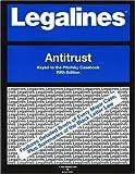 Legalines on Antitrust 9780314156358