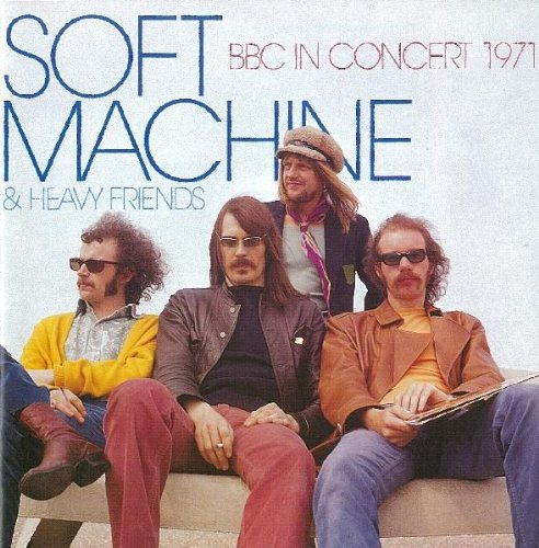 BBC in Concert 1971 (Soft Machine Bbc)