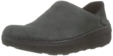 a565377102c FitFlop Womens Superloafer Leather Slip On Shoes