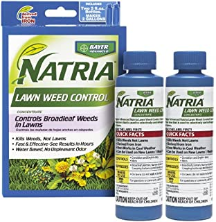 Amazon com : Natria 100532524 Grass & Weed Control with Root Kill