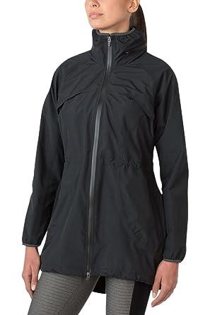 MPG Julianne Hough Women&39s H2O Rain Jacket M Black at Amazon
