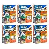 Terro 6 Pack Outdoor Liquid Ant Baits T1806-6
