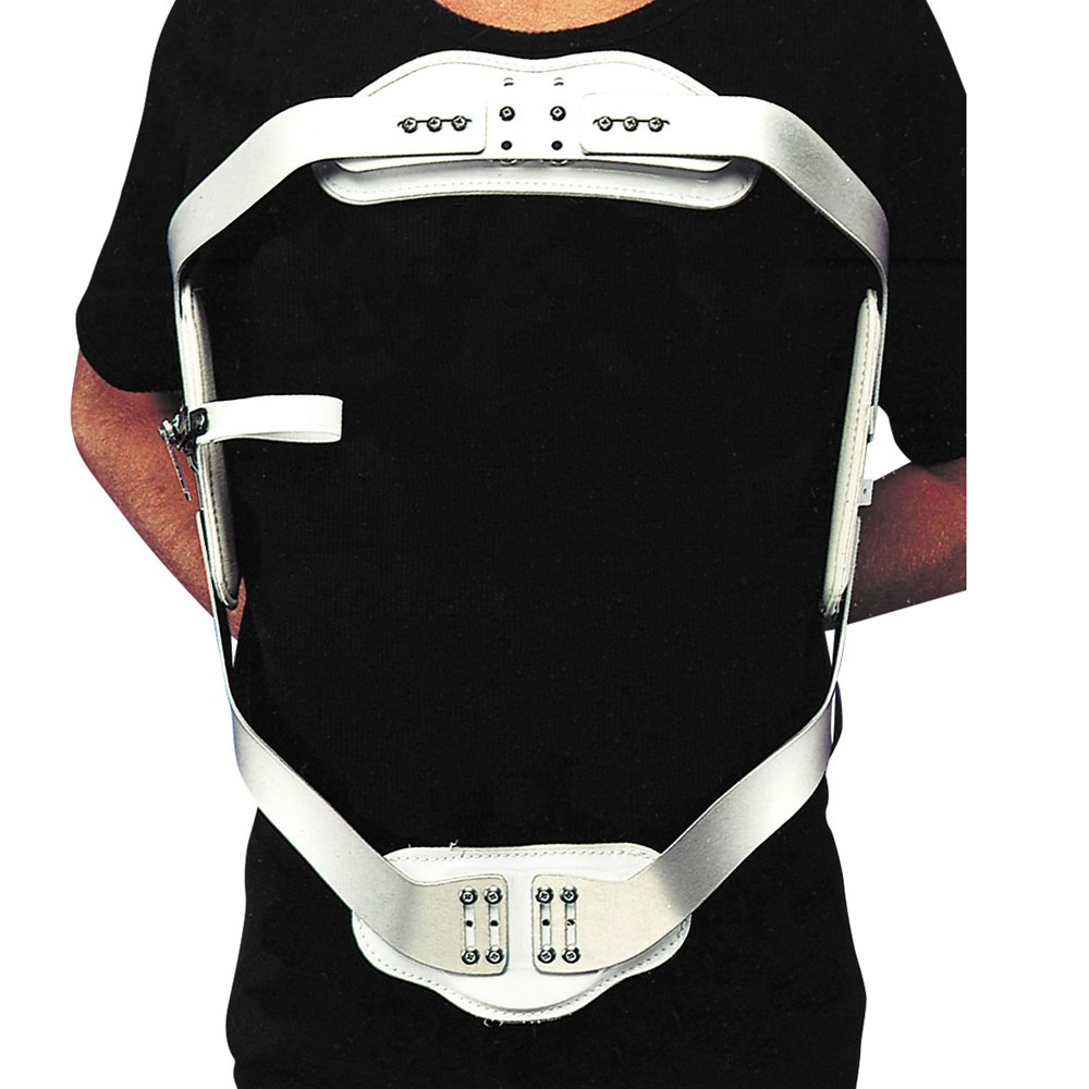 Thoracic Hyperextension Brace, Spinal Disk Back Support