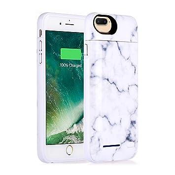 Funda de batería para iPhone 8, iPhone 7, iPhone 6, diseño ...