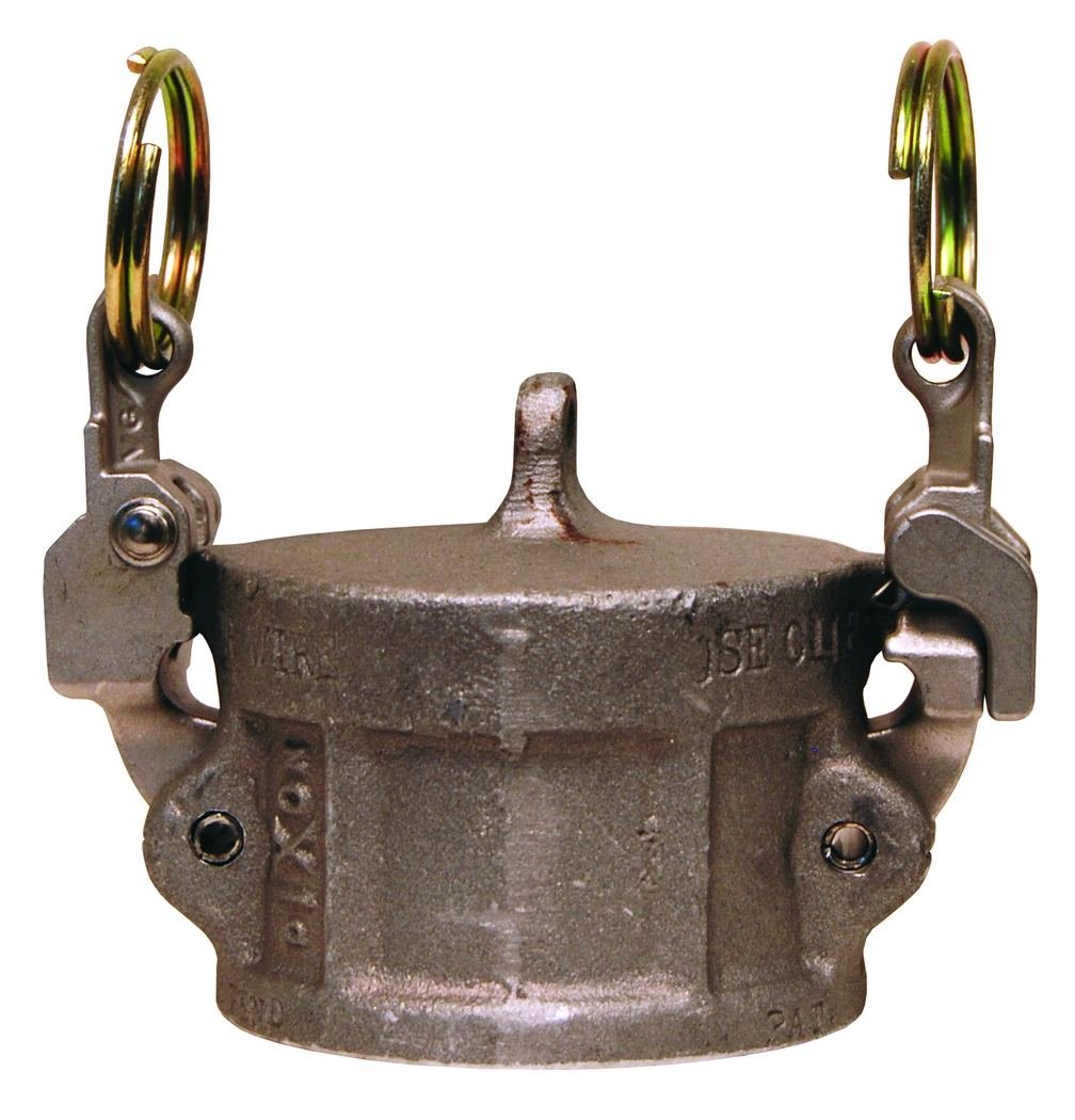 6 ID Dixon AH600EZ EZ Boss-Lock Dust Cap 356T6 Aluminum 6 ID