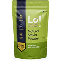 Lo! Foods - 100% Pure Natural Stevia Powder - 100 g