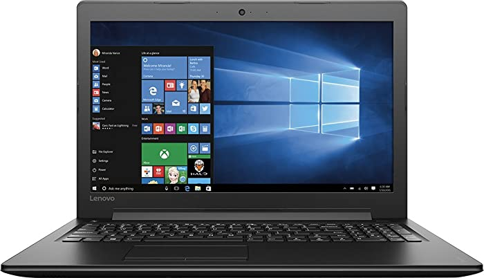 "Lenovo - 310-15ABR 15.6"" Laptop - AMD A12-Series - 8GB Memory - 1TB Hard Drive"