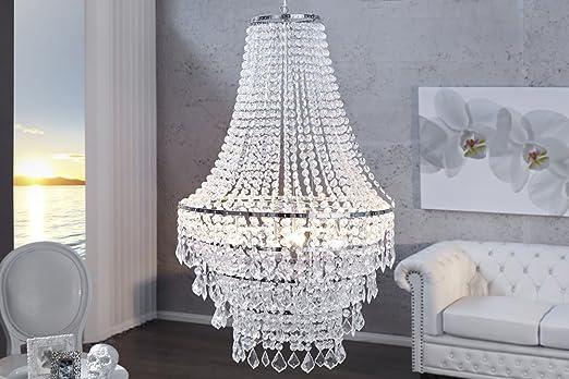 Kronleuchter Klein Xl ~ Design kronleuchter royal xl hängelampe amazon beleuchtung