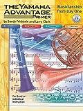 yamaha alto saxophone advantage - PT-YBM004-20 - The Yamaha Advantage Primer - Alto Saxophone/Baritone Saxophone by Sandy Feldstein (2002-01-01)