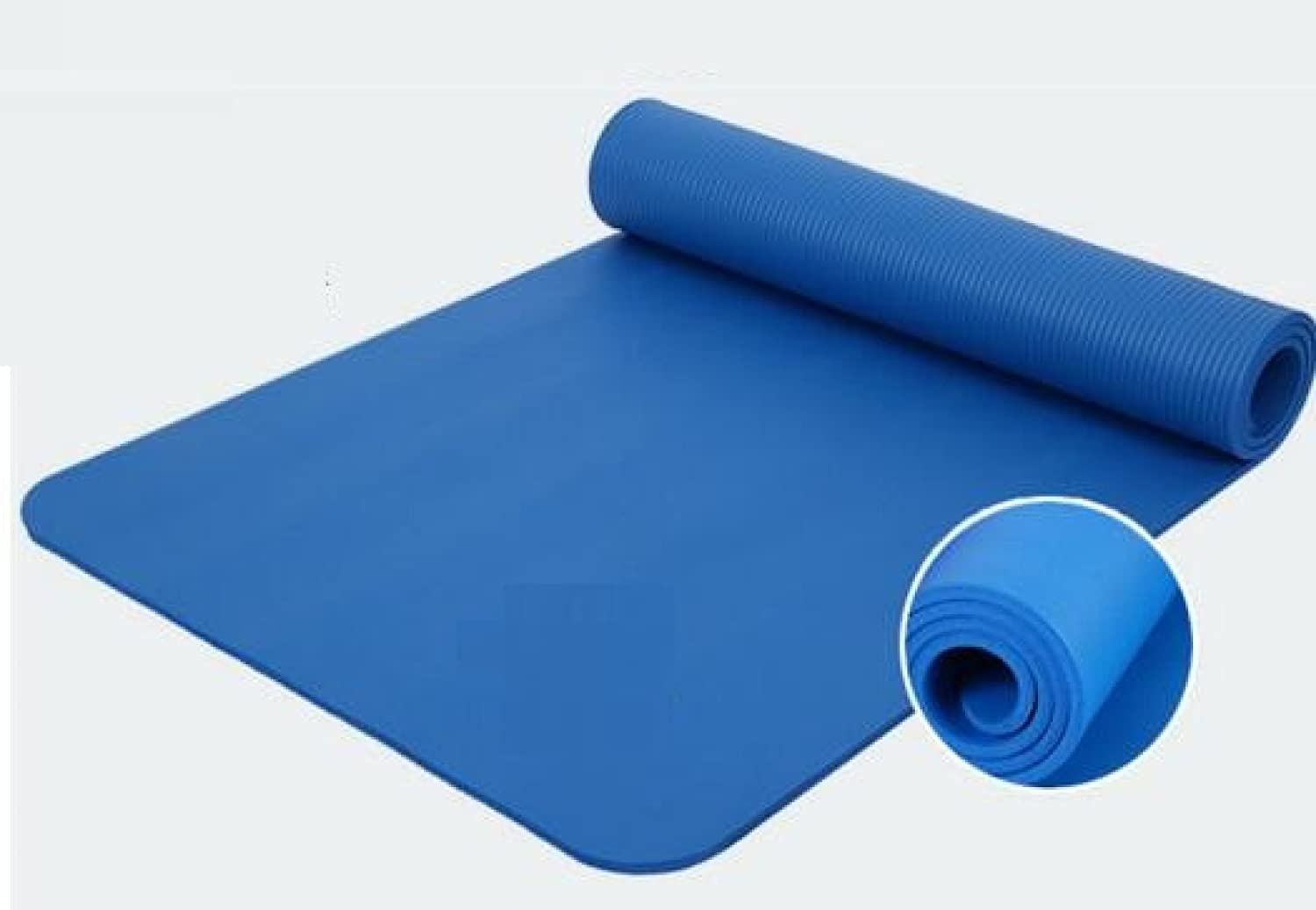 ZHANGHAOBO Fitness Yoga Praxis Set Yoga Mat Supine Puller Zweiteilige Yoga Aids Straps,A2