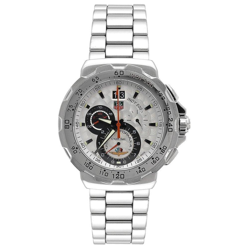 TAG Heuer Men s CAH101B.BA0854 Formula 1 Indy 500 Grande Date Chronograph Watch