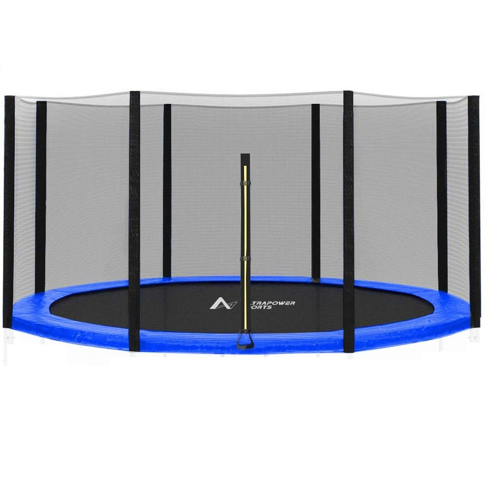 Replacement PVC Trampoline Safety Cover Pad Mat 12FT │ UV Resistant by BodyRip