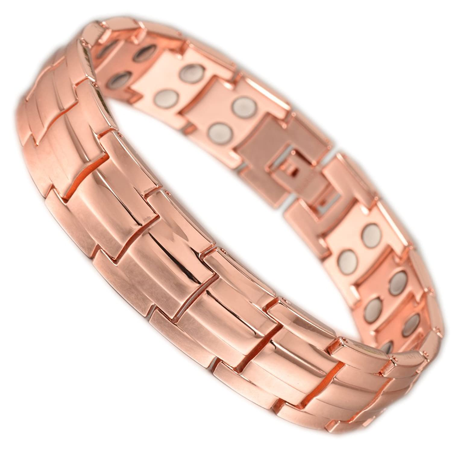 Pls try COB-0001AM Magnetic Copper Bracelet Pain Relief Massage Muscle Relax Magnet Treatment Stickers Acu-Magnetic Patch Blood Circulation Help Pain Relief Pain Fast pain relief magnetic treatment