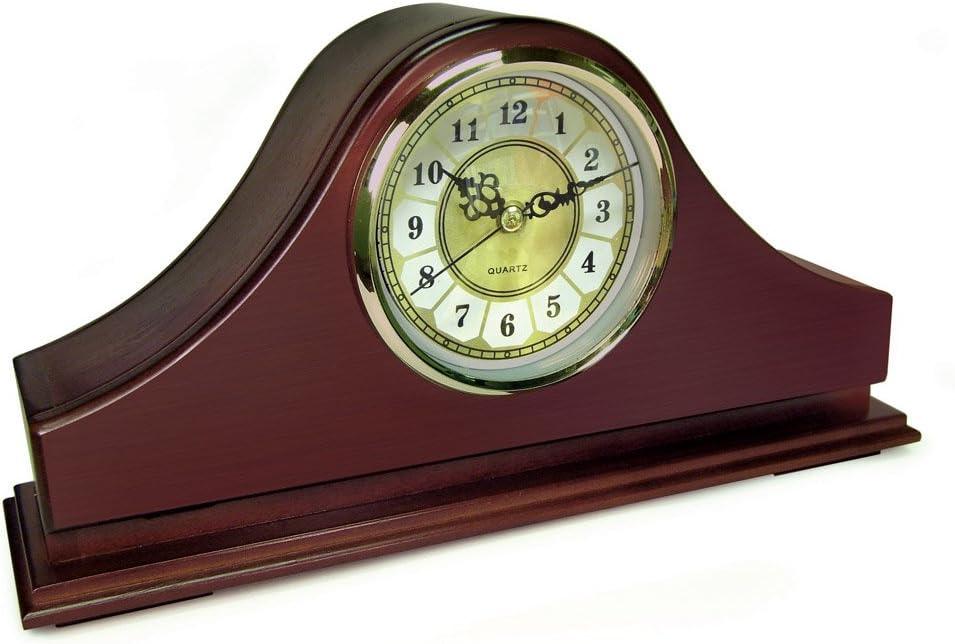 Palmvid Wifi Mantel Clock Hidden Camera Spy Camera mit leben Video Viewing