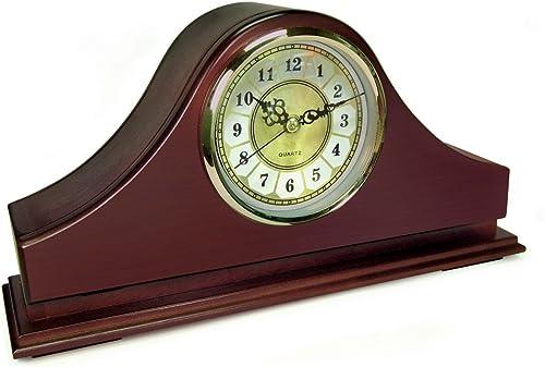 PalmVID WiFi Mantel Clock Hidden Camera Spy Camera