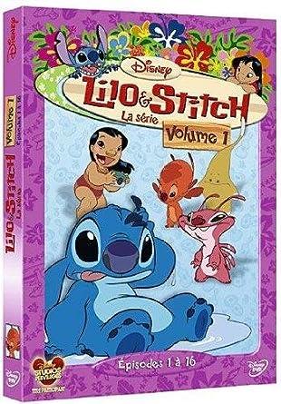 Lilo et Stitch, la série (E01 à E32)