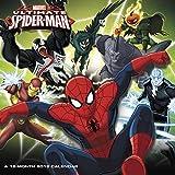 Ultimate Spider-Man Wall Calendar (2016)