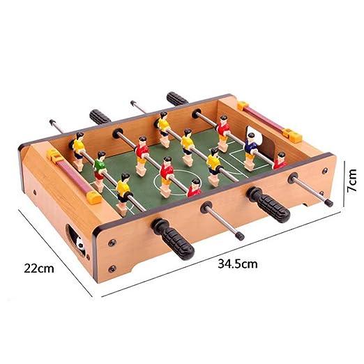 GG-Kinderspielzeug Mesa de fútbol Máquina de Mesa Escritorio de ...