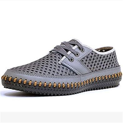 1a76a62c5fc75 Amazon.com | Breathable Mesh Shoes Mens Casual Shoes 2019 Summer ...