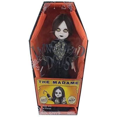 "Living Dead Dolls Series 30 Freakshow Madame 10.5"" Doll: Toys & Games"