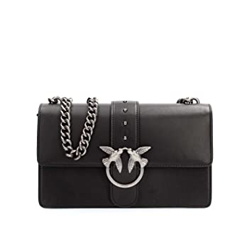 Hot Sale Cheap Online Get Authentic Cheap Online Black Love Simply bag Pinko With Credit Card Free Shipping Low Price Fee Shipping Sale Online scDxKRHC