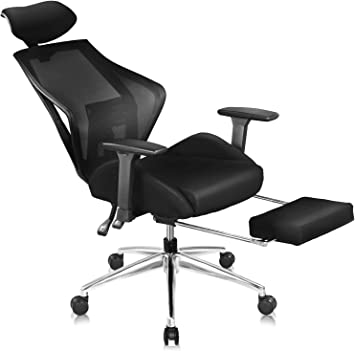 DEVAISE High Back Mesh Computer Desk Chair