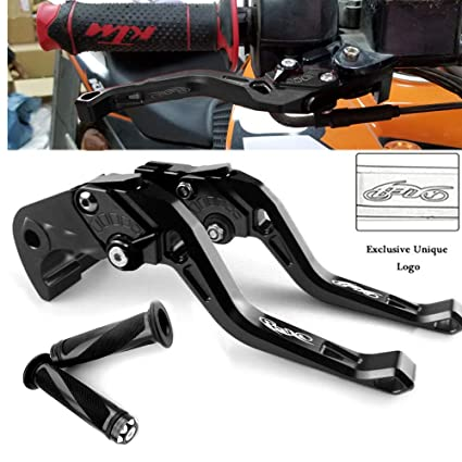 Amazoncom Cnc Adjustable Short Clutch Brake Lever And