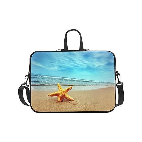 964f63765cba Amazon.com: InterestPrint Summer Starfish on Tropical Beach Sunset ...