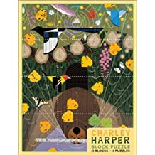 Charley Harper Block Puzzle
