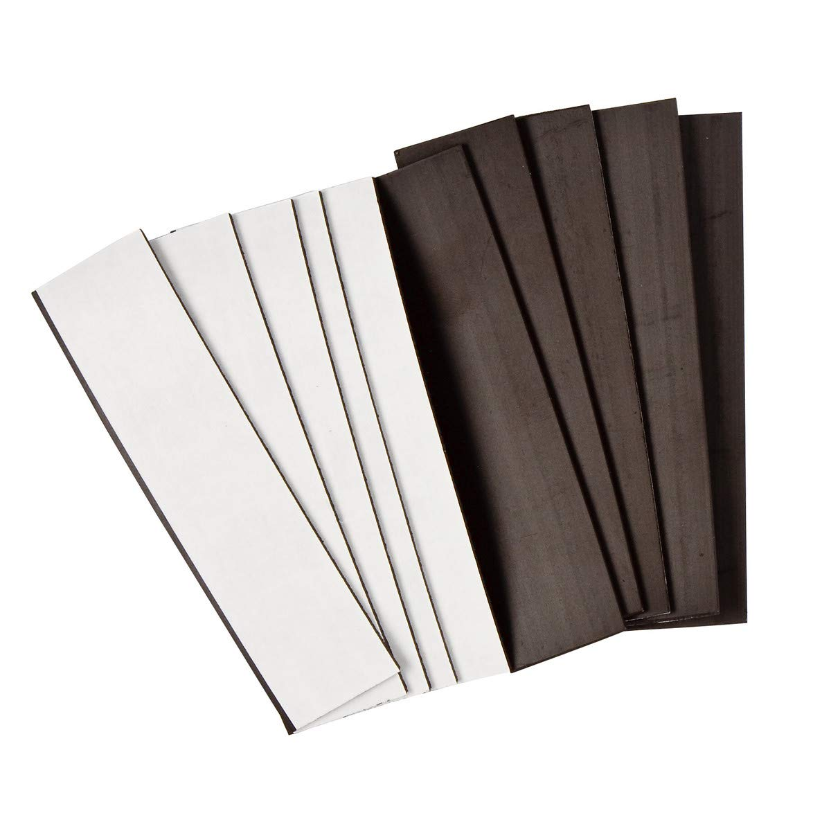 Brady 4'' X .0625'' White Magnet Strips by Brady USA (Image #1)