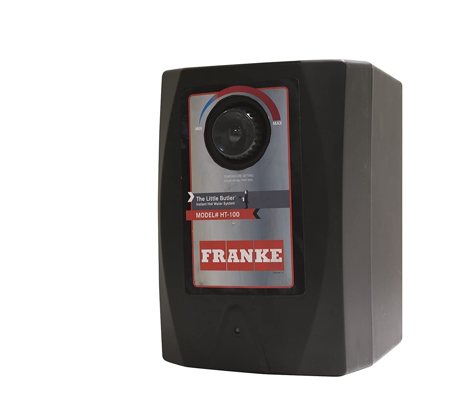 Franke HT-100 Heating tank, 12 inch, Stainless Steel